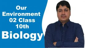 Our Environment Class 10th Biology by Dr. Sanjit Phogat (02)
