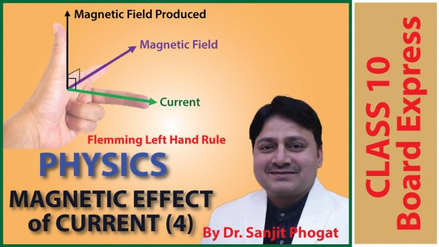 10-board-exam-science-preparation-questions-easy-answers-physics-fleming-left-hand-rule-lorentz-force-current-carrying-conductor-magnetic-field