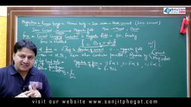Board Exams Class10: Physics Important Questions / Notes: Topic- Magnetic Effect of Current (4)