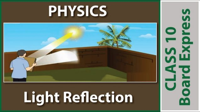 Board Exams Class10: Physics Important Questions / Notes / Tips / Topics: Light Reflection (1)