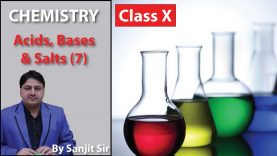 Class10: Chemistry Important Questions/Notes/Tips | Topics: Acids, Bases and Salts (7)