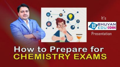 How to prepare for Class 12 Chemistry Exams 2019?