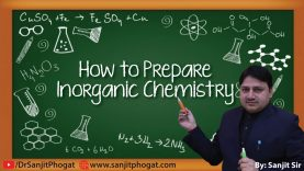 """Class 12th Chemistry Important Tips & Trick on """"How to"""