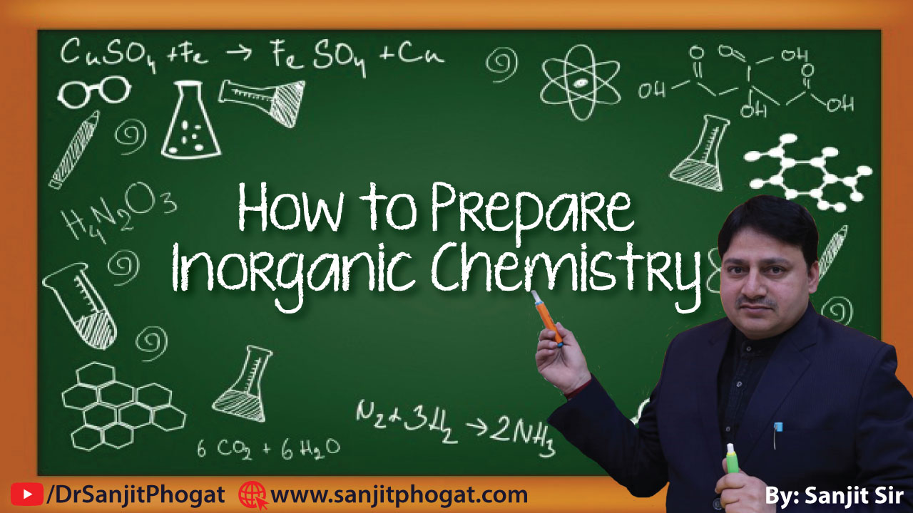 """Class 12th Chemistry Important Tips & Trick on """"How to Prepare"""