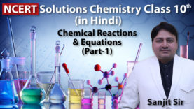 NCERT Solutions Class X Chemistry Best Video Lectures on